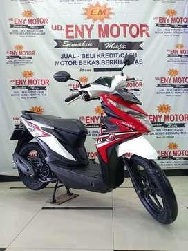 09. Honda Beat Eco 2018 Mulus