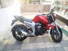 Yamaha FZ .Urgent sale. Good condition. Insurance valid upto 10/20.