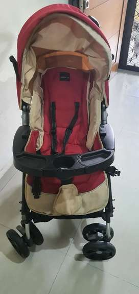 Di jual Stroller Baby Elle Polaris Travel System plus Car Seat