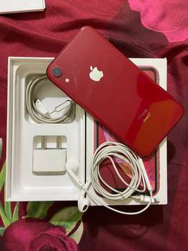 Iphone xr 64 gb red color