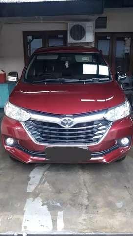 Toyota Avanza 2015. 1.3.G.AT MERAH