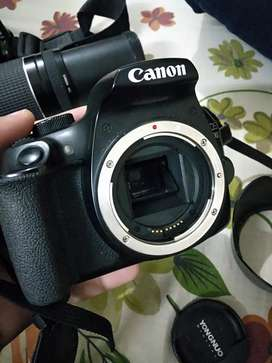 Canon 1300D Exchange with Iphone 8-plus or any mobile phone