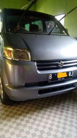For Sale Suzuki APV Minibus Tahun 2007