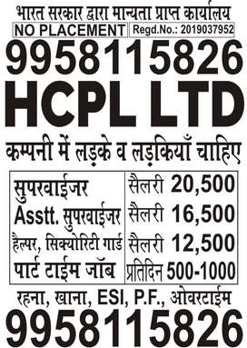 HCPL  LIMITED JOBS OPENINGS