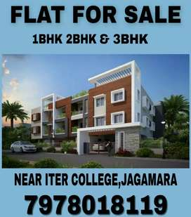 1bhk, 2bhk appartment in Jagamara