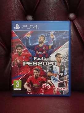 BD PES 2020 PS4 Reg. 2 - Original Second