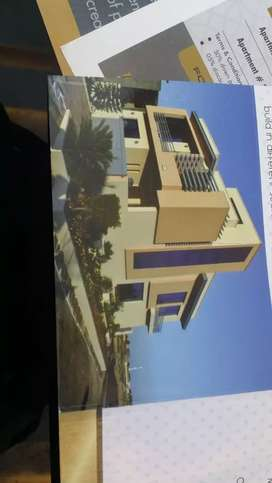 Faisal town Block. A Ground face House available for Rent