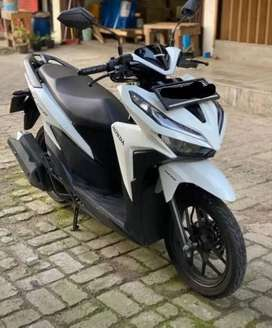 Jual Honda vario 150 white cash/Kredit(UM mulai 2 JT an)