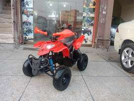 70cc Sports Looks Atv Quad 4 Wheels Bike Deliver In All Pakistan