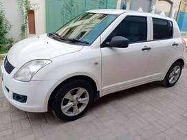 Swift 2011 model hasil kry 20%Downpayment py asan iqsat ma