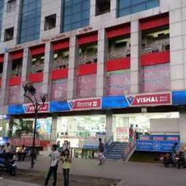 Opening bharti in shopping Moll male and female candidate