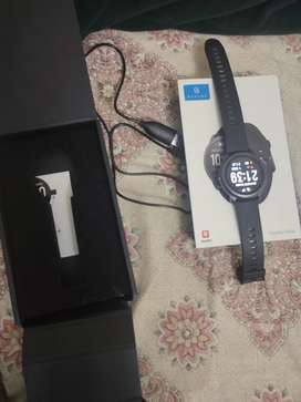 Haylou lso5 original mi watch only 7 days used with 3 months warranty