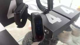 Smartwatch Miband 4 oled layar Full Color