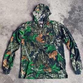 Baju berburu kamuflase - mossy oak