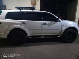 Pajero exceed 2011 tampil kece