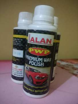 Car Bike polish material