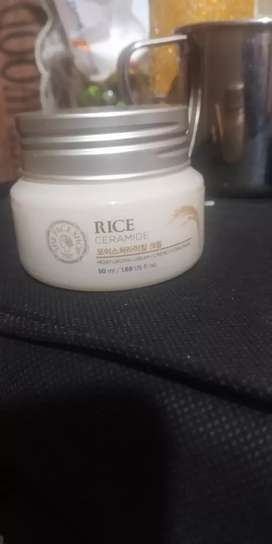 korean product which moisturize skin, give natural glow and galss skin