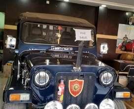 Mahindra Thar DI 2WD, 2010, Diesel