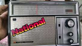 National Radio 5 Bands made in Japan