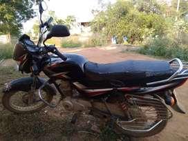 Bajaj CT100 Bike for sale.