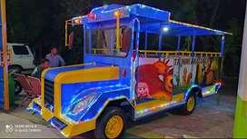 BT jual kereta mini wisata mesin kijang full spek