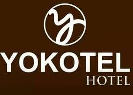Dicari karyawan/ karyawati untuk hotel di Bandung dan Jatinangor