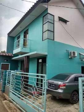 Rumah kampung minimalis 2 lantai tanah 100m kamar 3 bisa KPR