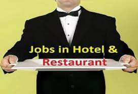 Waiters Steward wanted staff room meals free