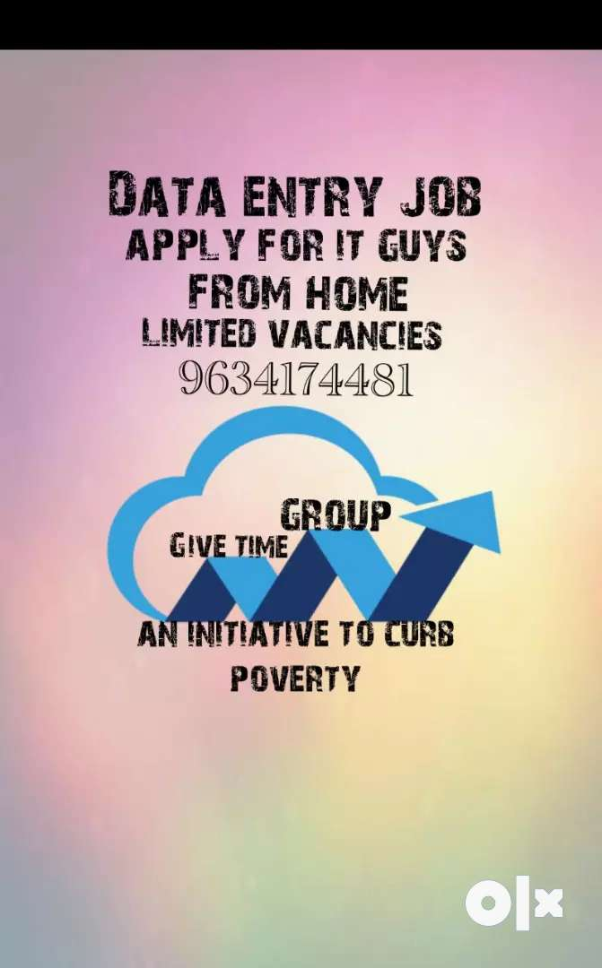 Genuine offline data entry job 0