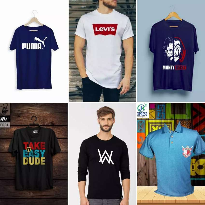 T-shirt new collection 0