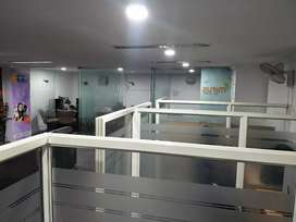 Office space for sharing in Panjagutta