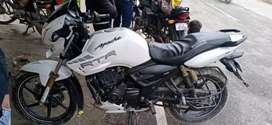 Apache RTR 180 time to time service good condition