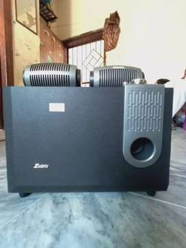 Zooltrix woofer system 2.1