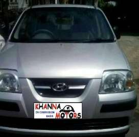 Hyundai Santro Xing GLS, 2007, CNG & Hybrids