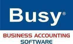 Accountant with knowledge about Busy