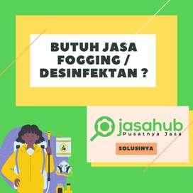 Jasa Fogging, Semprot Desinfektan di Yogyakarta