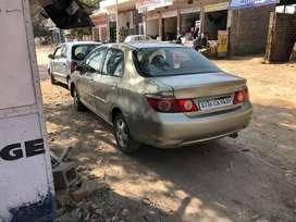 Honda city zx 2007 awsam condition car