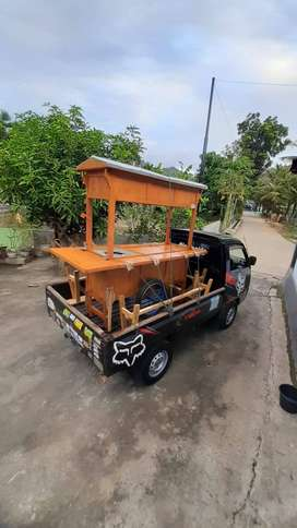 gerobak angkringan free ongkir Bogor Depok 013