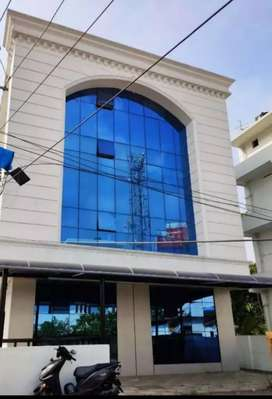 Kalamassery pathadipalam 8cent 7600sqt Commercial building 4.25cr