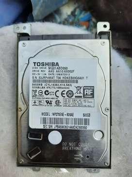 Hard disk for selling