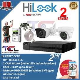 Paket CCTV HiLook PROMO Harga Terbaik Garansi Resmi