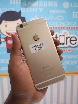 Iphone 6 32gb resmi ex ibox mulus banget