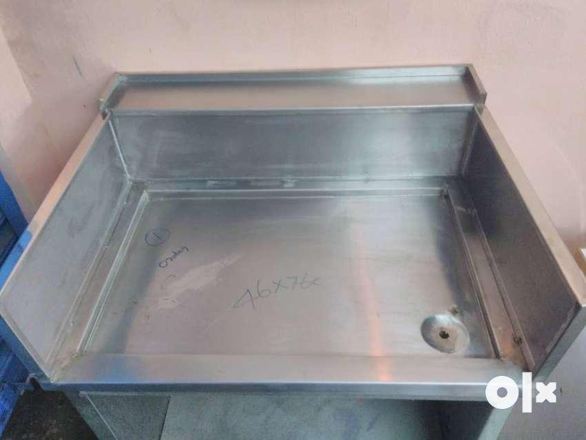 Tea counter, Showcase table 0
