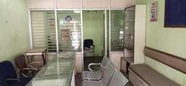 Full furnished office Rent may Dena hai.