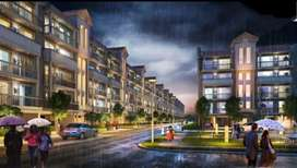 3BHK 1800 sqft flat for sale in zirakpur airport road mohali chandigrh