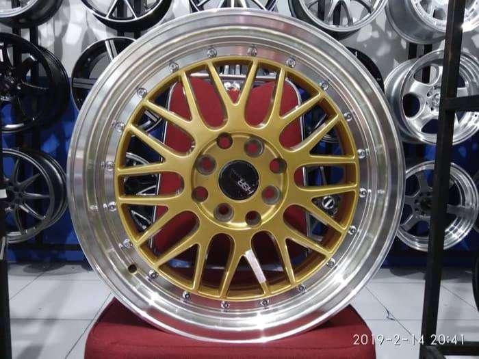 Velg Mobil HSR Wheel LEMANS Ring 16 Untuk Avanza Veloz Agya Jazz dll 0
