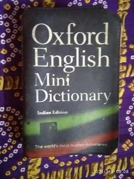 Mini Dictionary