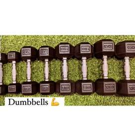 New hexagonal dumbells set imported quality in cheapest rate