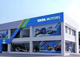 urgent hiring starts for tata motars showroom/