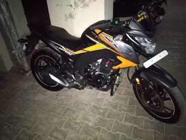 CB HORNET WITH FRONT DISC BRAKE